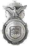 Air police Badge